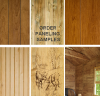 Plywood Paneling Samples