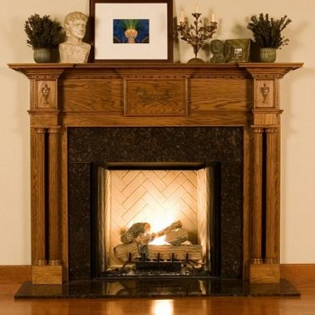 Stoves Country Oak And Stoves