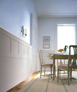 Classic Cottage Wainscoting
