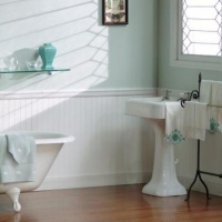 """Wainscot Paneling Collection - 48""""W x 32""""H Plywood"""