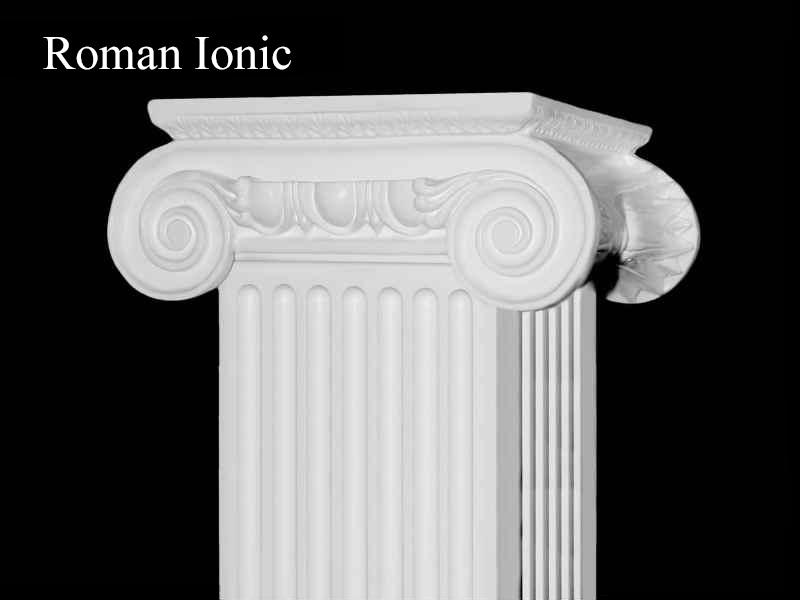 #68 Roman Ionic Column