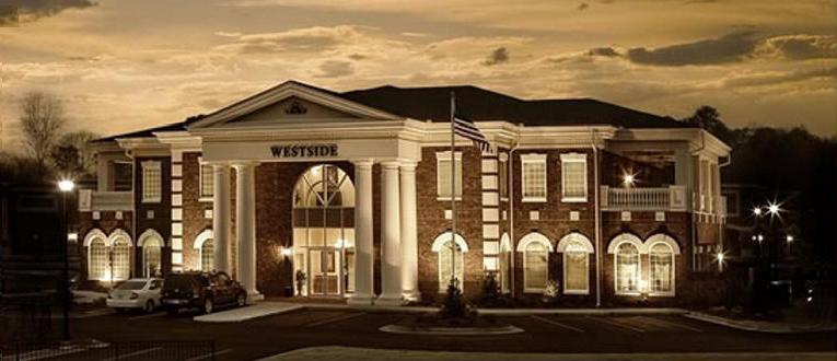 #16 Westside Exterior Columns
