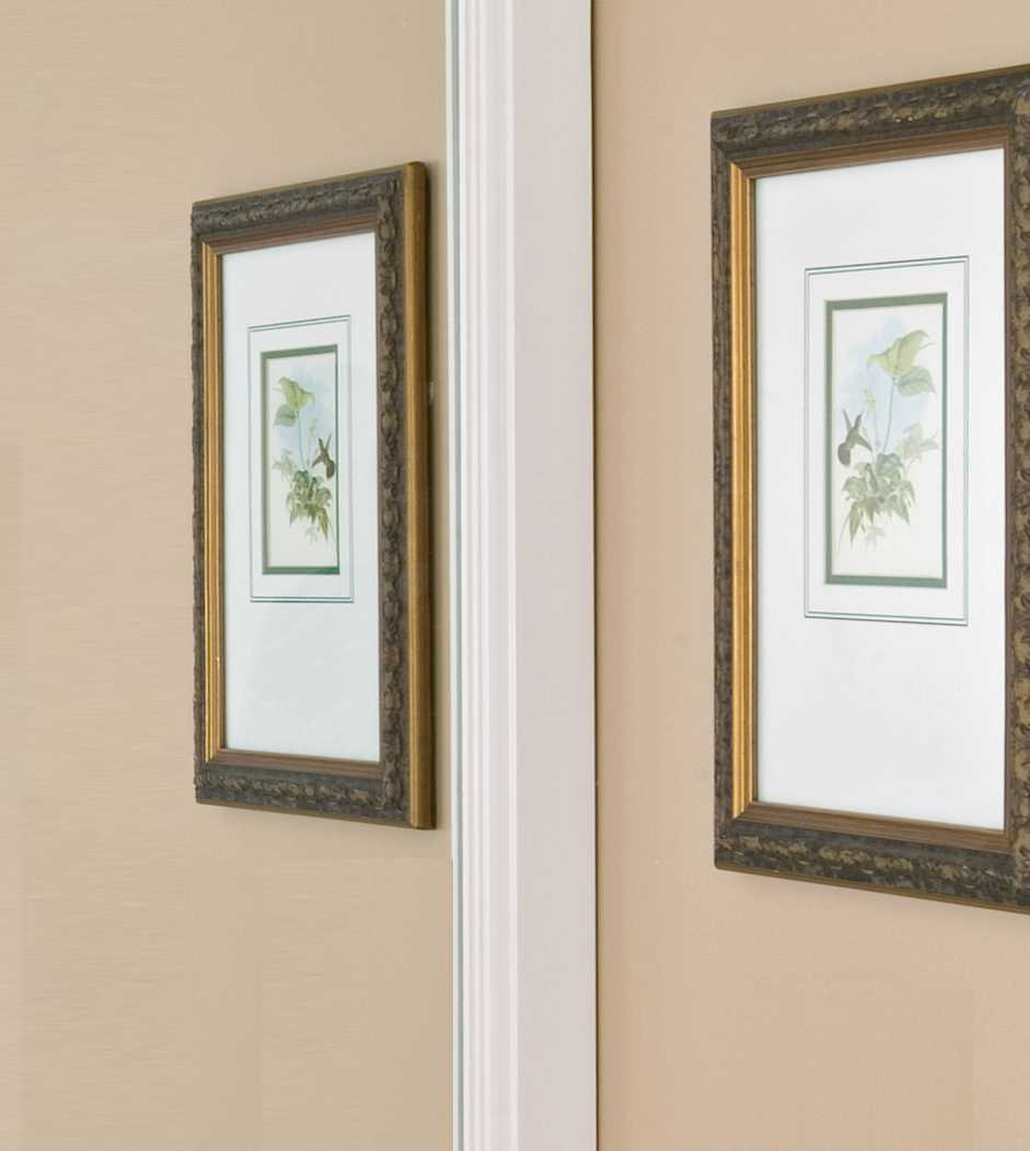 Durham Bathroom Mirror Frame Profile